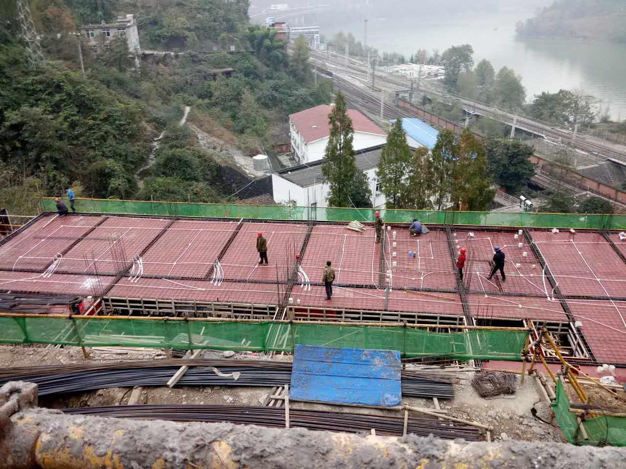 紫阳县儿童福利院综合楼及未成年人保护中心工程